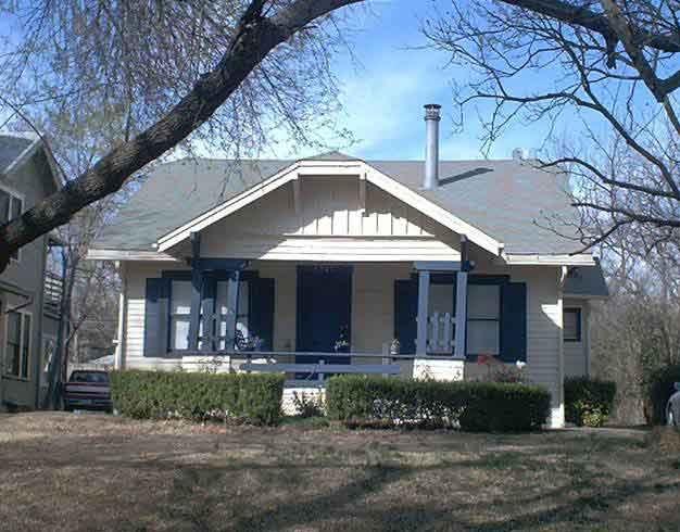 Home styles belmont addition conservation district for Craftsman roofing